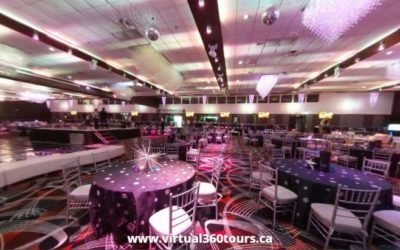 360 Tour for Aria Banquet Hall