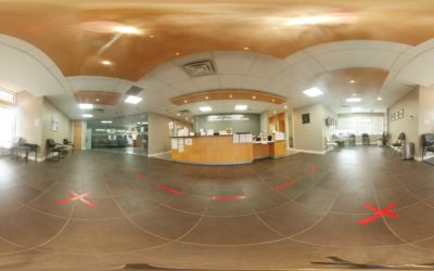 360 Virtual tour – Evergreen Rehab & Wellness