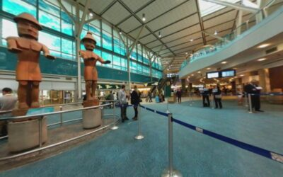 360 Virtual Tour – YVR Airport